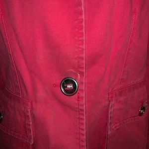 Pacific Trail Jackets & Coats - Pacific trail 1 button blazer/jacket with pockets
